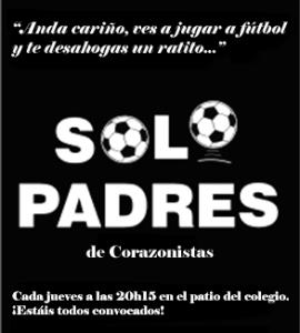 fútbol padres